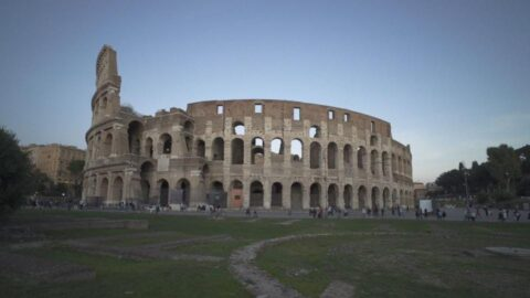 The Coliseum, one of the destinations in The World Your Way